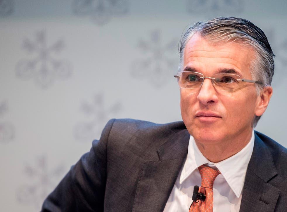 Sergio Ermotti, UBS chief executive
