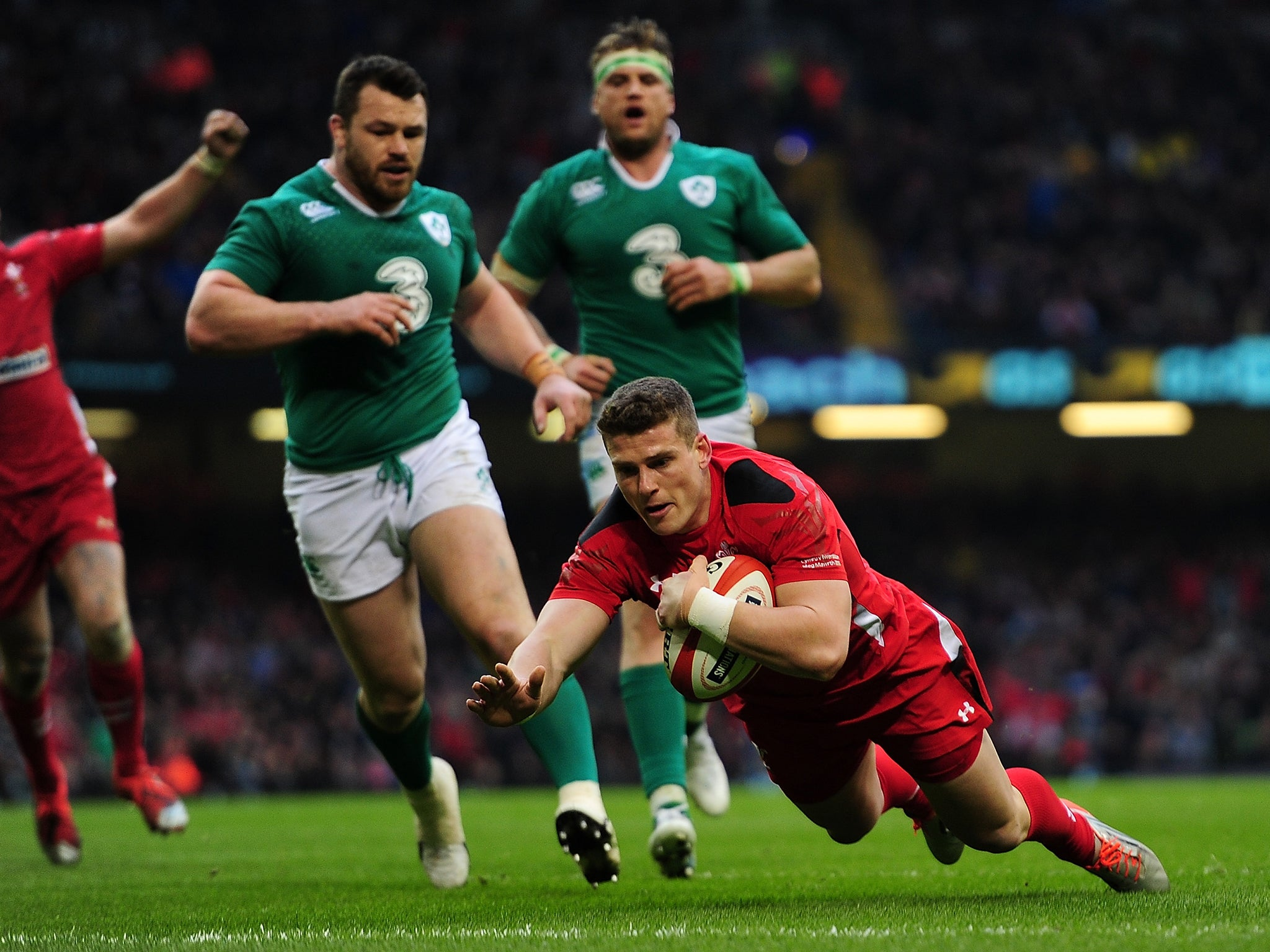 ireland vs wales rugby
