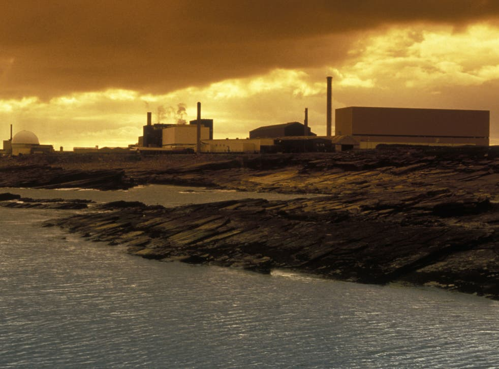 Dounreay, on Scotland's northern coast, is run by a private sector consortium led by Cavendish Nuclear