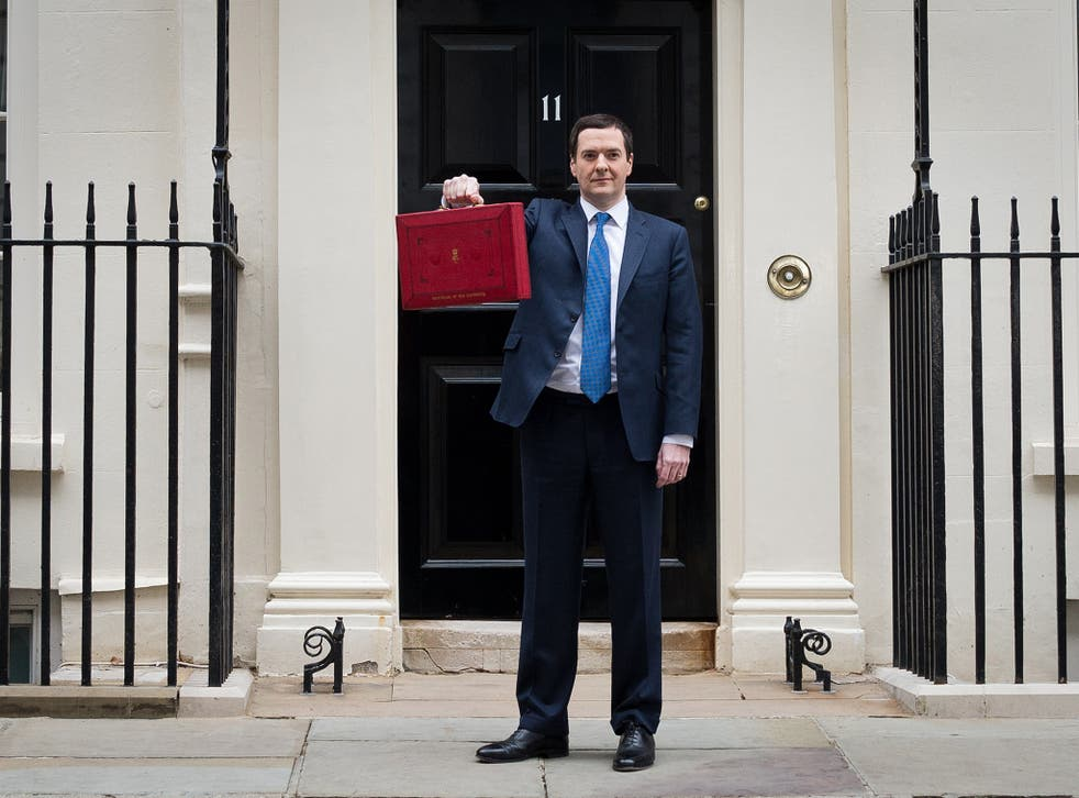 George Osborne says Wednesday's Budget will not contain vote-catching gimmicks
