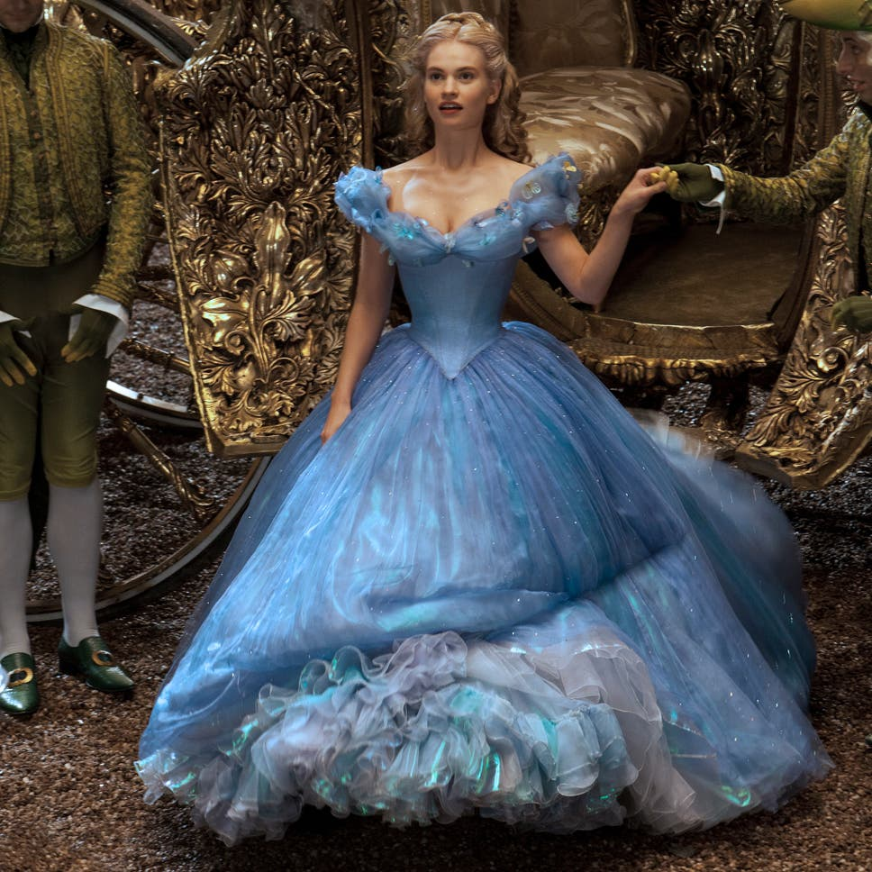 Disneys cinderella why downton abbey star lily james is not just lily james is cinderella in disneys live action cinderella directed by kenneth branagh altavistaventures Image collections