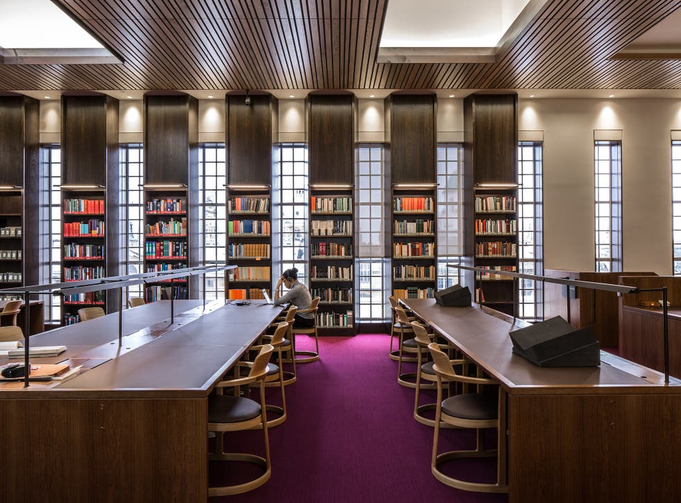 Shelf life: Oxford's new Weston Library