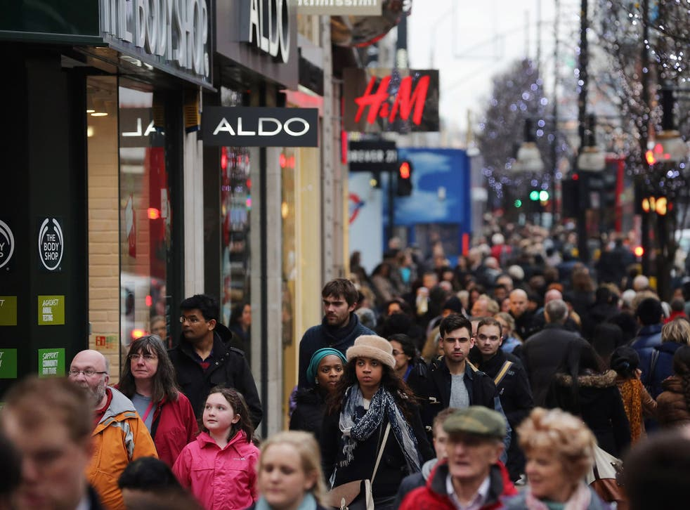 Not a single high street retail chain has guaranteed staff the living wage
