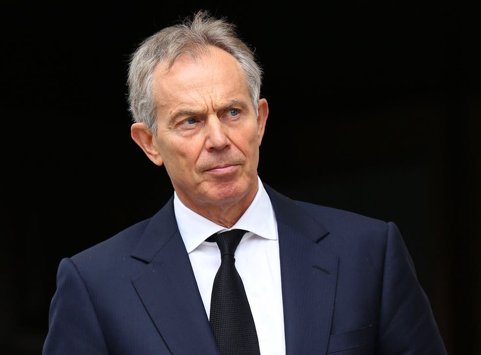 Tony Blair 'Yes democracy is important, but democracy is not on its own sufficient. You also need efficacy. You need effective government taking effective decisions'