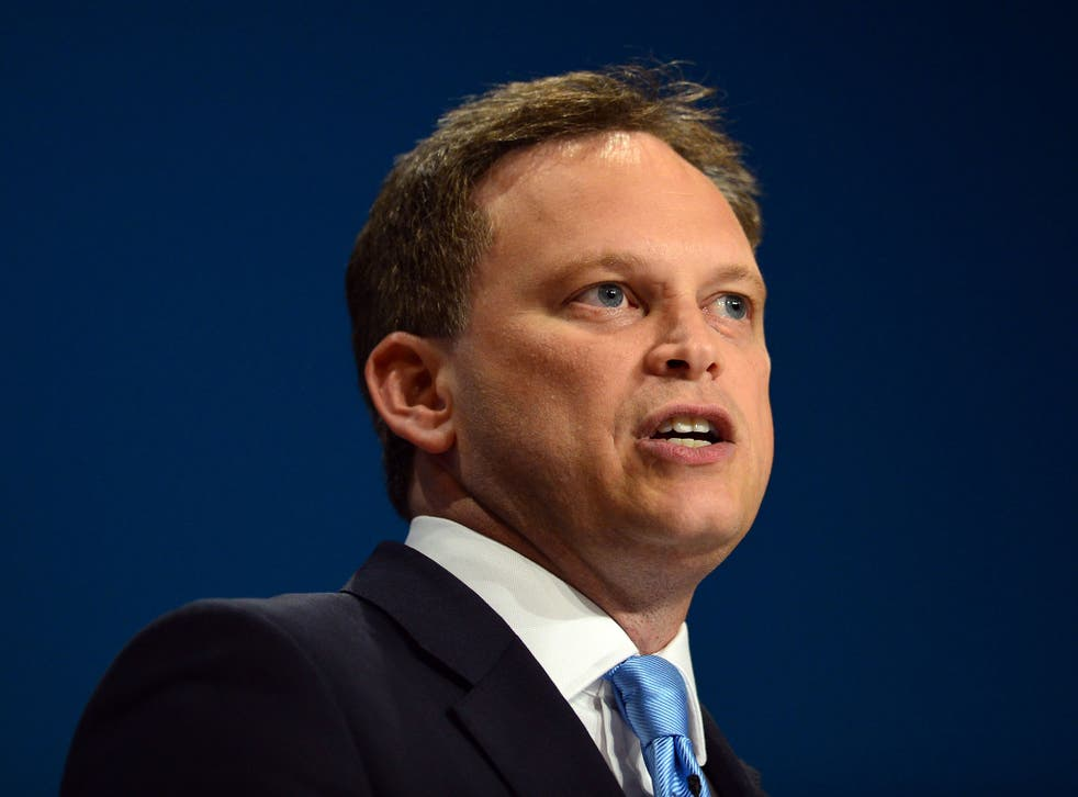"""Grant Shapps held a second job as a """"multimillion-dollar web marketer"""" under the pseudonym Michael Green while also an MP"""
