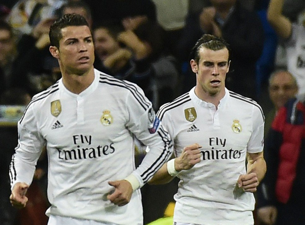 The relationship between Bale and Cristiano Ronaldo came under scrutiny