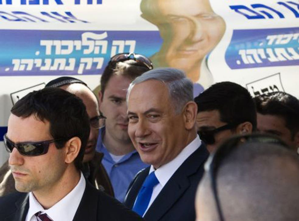 Israeli Prime Minister Benjamin Netanyahu has ruled out the formation of a Palestinian state if he is re-elected
