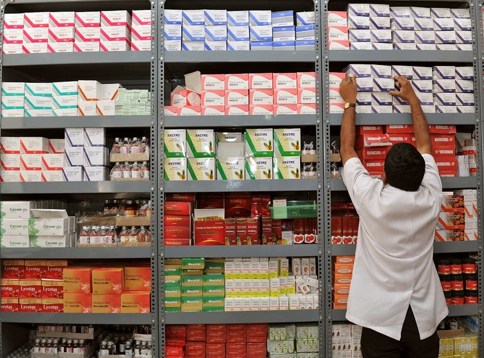 The new plan would see pharmacists take control of a GP practice's medicine stocks and liaise with local hospitals and care homes about prescriptions