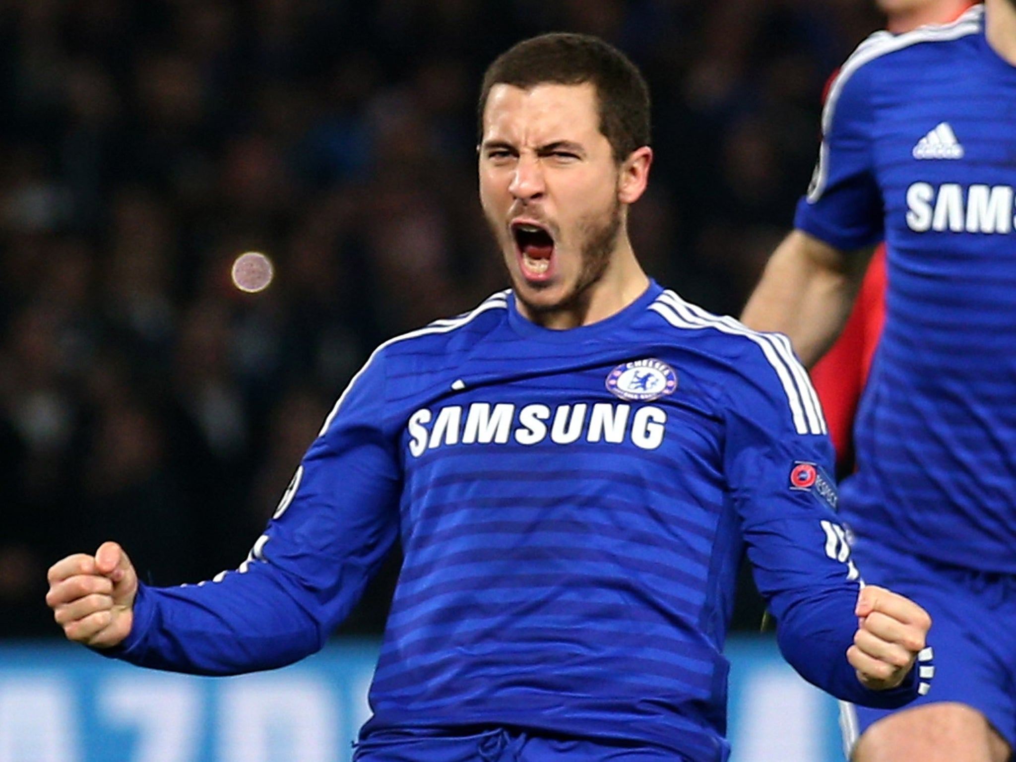 eden hazard to miss his first chelsea match of the season because