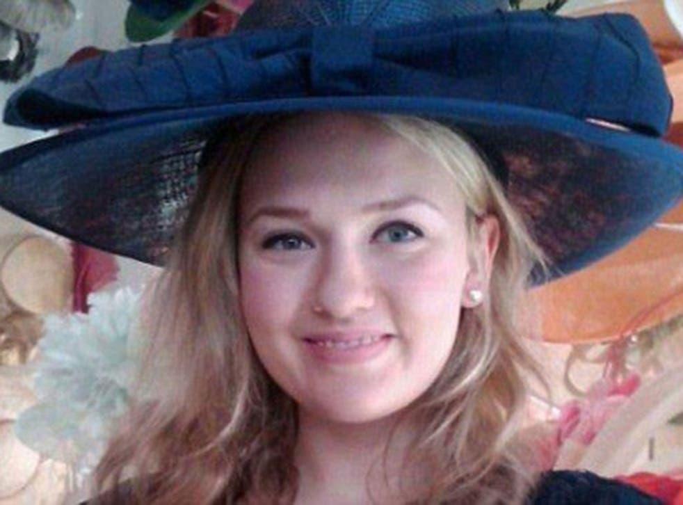 Eleanor de Freitas died on 4 April 2014