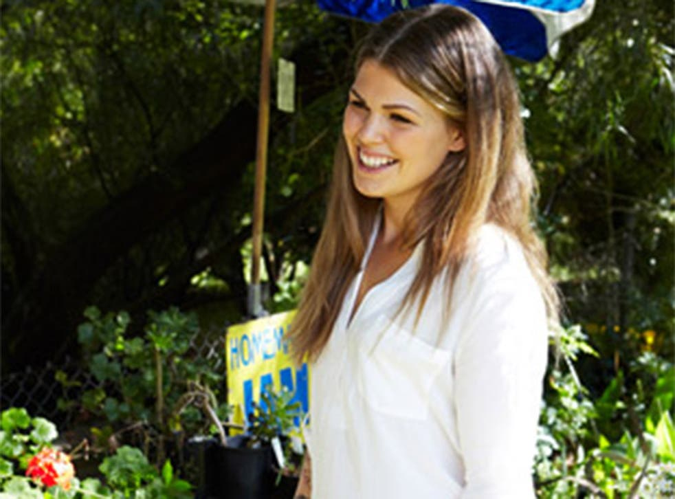 Belle Gibson claimed to have embarked on 'a quest to heal herself naturally'