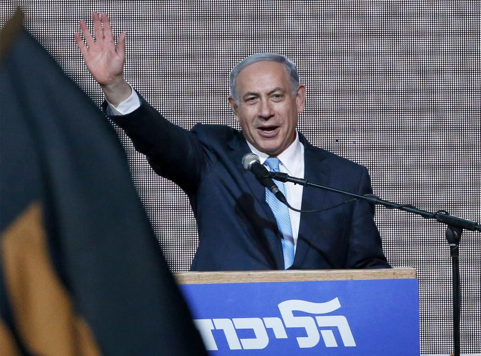 Netanyahu claimed victory in Israel's election on Tuesday night