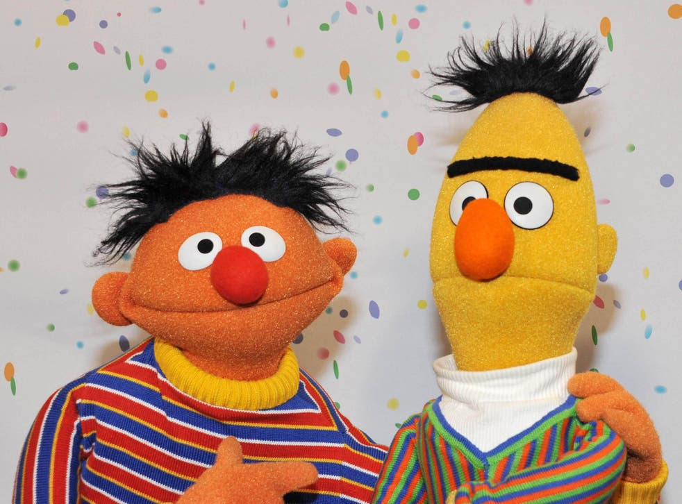 """The bakery refused to produce a cake featuring a picture of the Sesame Street characters Bert and Ernie alongside the slogan: """"Support Gay Marriage"""""""
