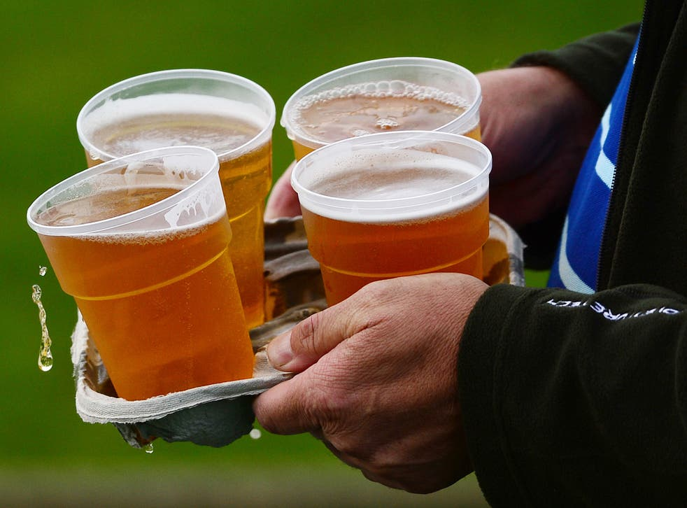 The Chancellor has cut beer duty for a third successive year