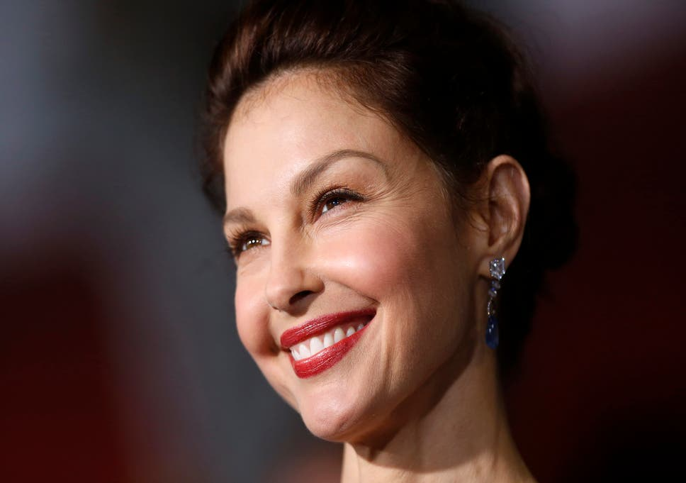 Ashley Judd publishes powerful open letter, saying 'I am a survivor