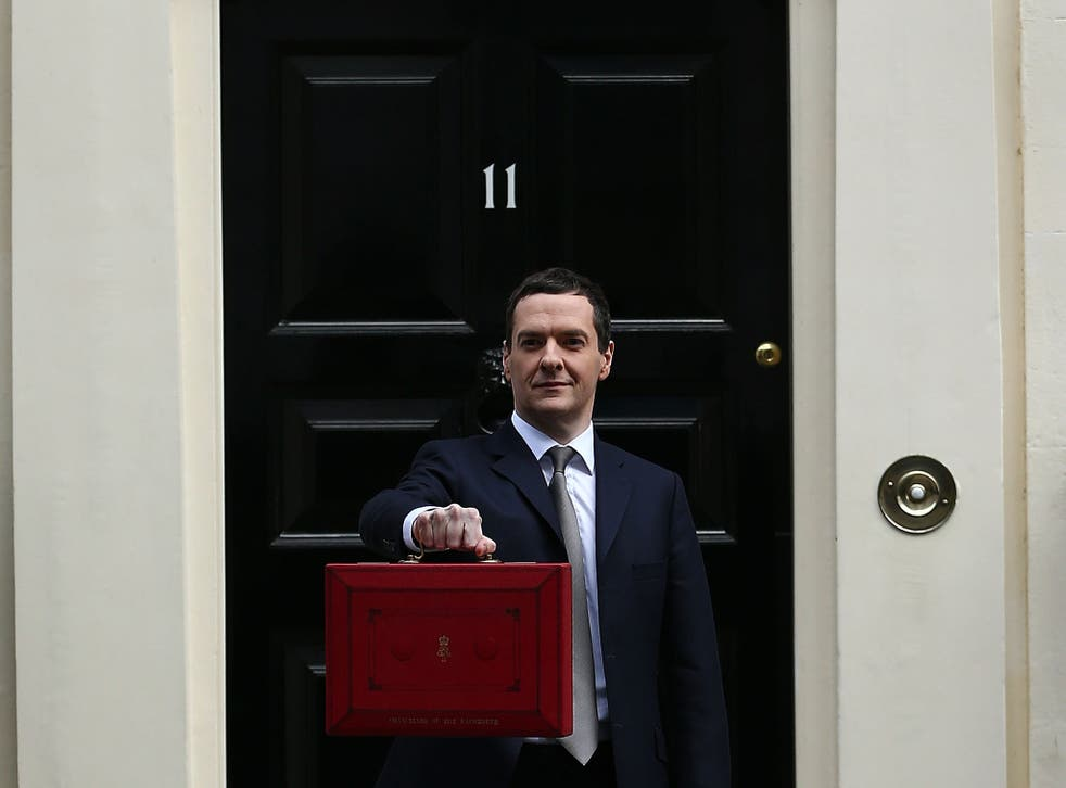 George Osborne made his final pitch to voters