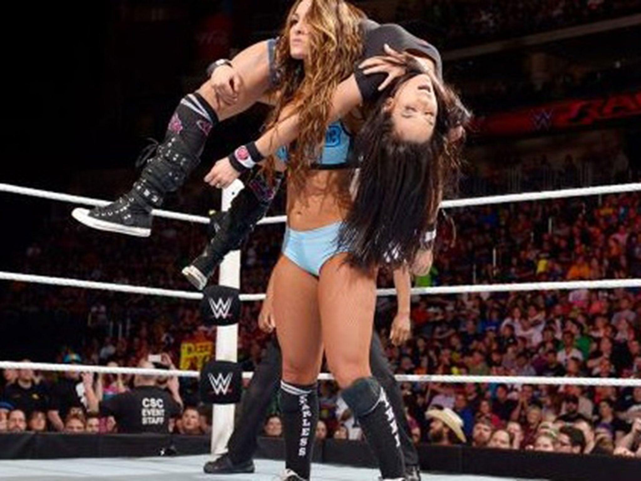 Wwe S John Bradshaw Layfield Says Nikki Bella S Punch On