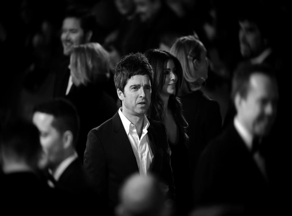 Noel Gallagher has his own challenge for Paul McCartney