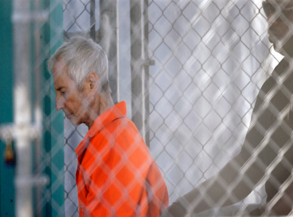 Robert Durst has been transferred to a mental health facility