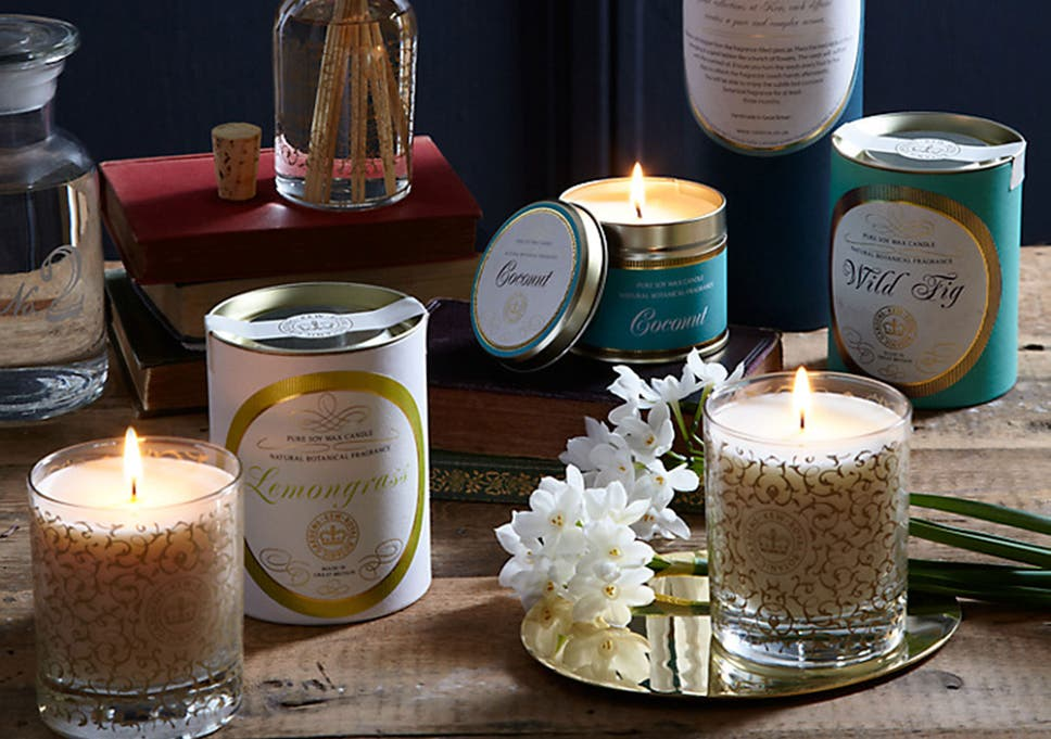 18 best scented candles | The Independent