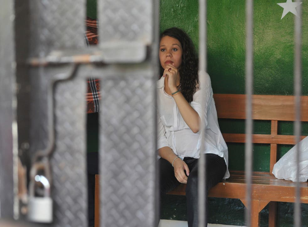 <p>Heather Mack was convicted in 2015 of murdering her mother with her boyfriend </p>