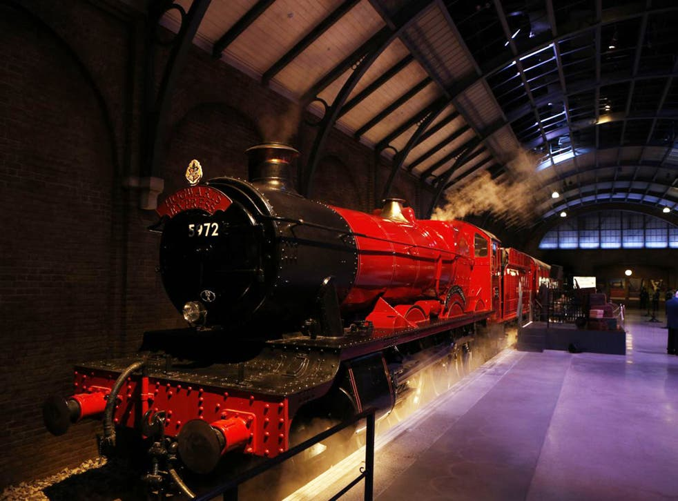 Search engine: the 'Hogwart's Express' steam train was the most requested addition to the Harry Potter studio tour
