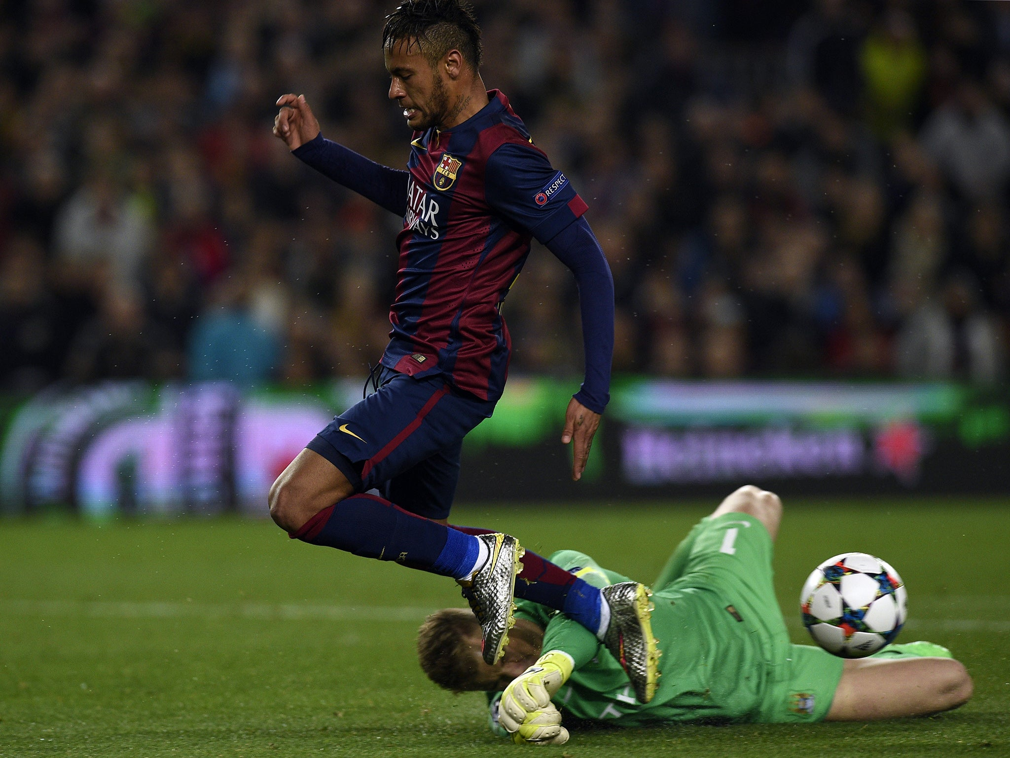 Barcelona Vs Man City Logo: Barcelona Vs Manchester City Player Ratings: Could Anyone