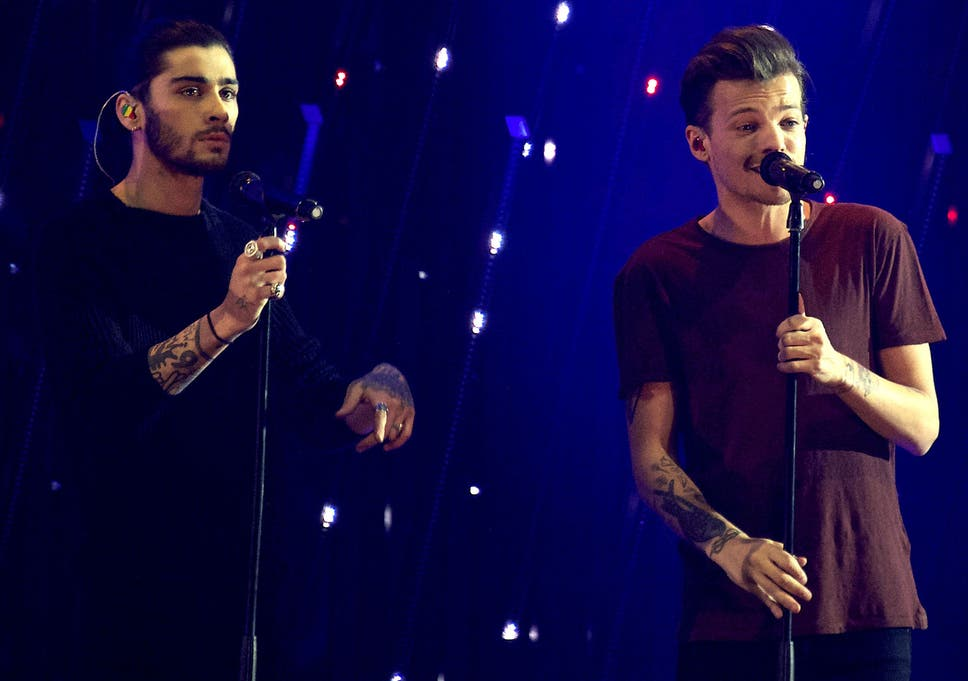 One Direction's Zayn Malik and Louis Tomlinson ordered to
