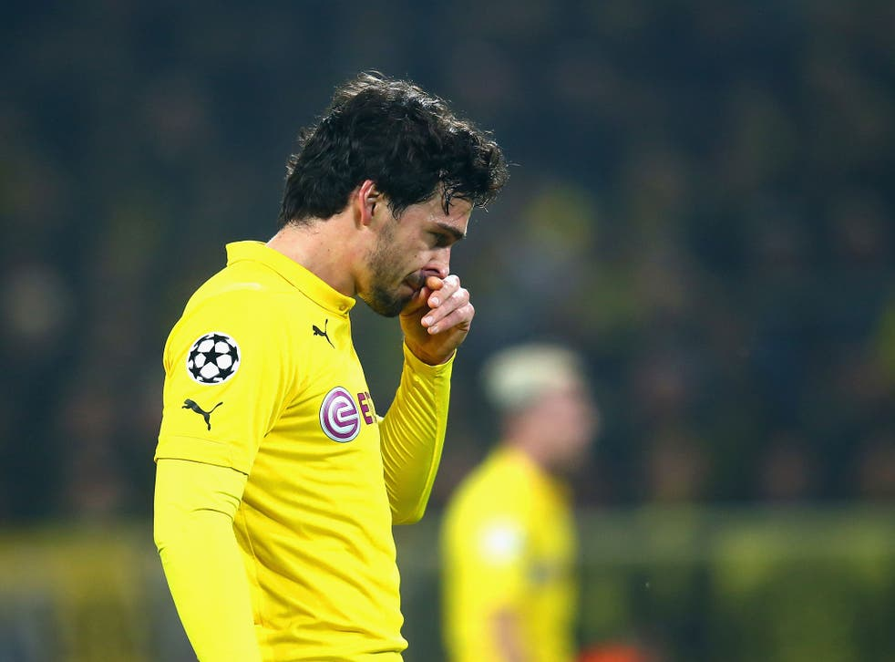 Mats Hummels has been linked with a move to United