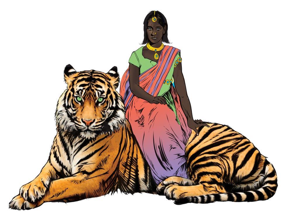 Priya: New Indian comic book hero is 'not a costumed Hindu Wonder Woman'