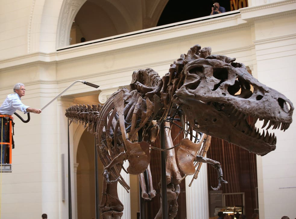The Natural History Museum, which imposes bench fees, defended its position