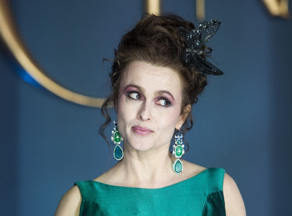 Helena Bonham Carter will star in the TV adaptation of Love, Nina