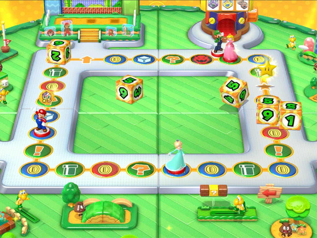 Mario Party 10 review: fun minigames - but you don't get to