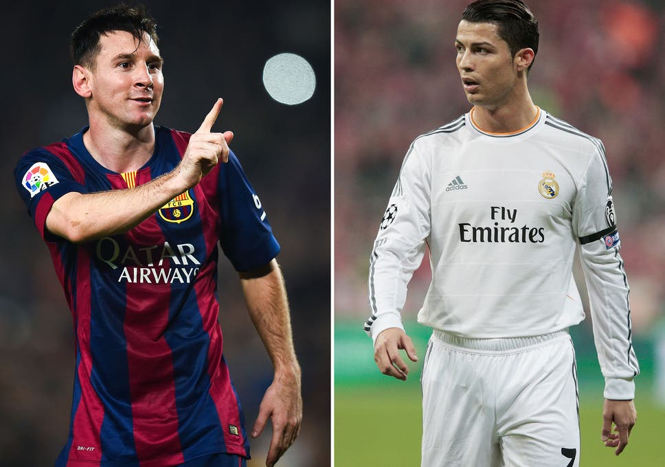Barcelona vs Real Madrid - El Clasico: Messi, Ronaldo, Suarez, Bale