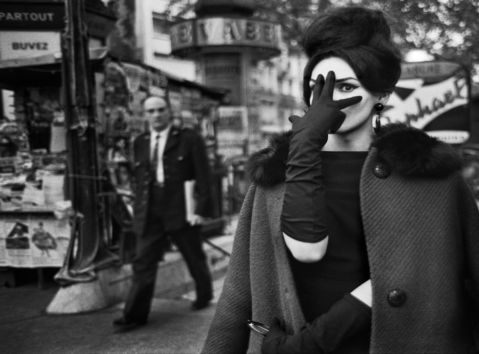 Place Blanche, Paris, 1961, shot by Christer Strömholm