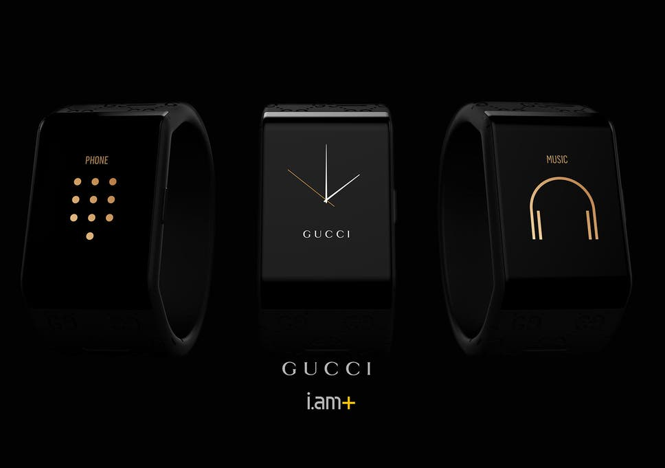 bc79277ded6 Gucci and will.i.am join forces to make a smartwatch