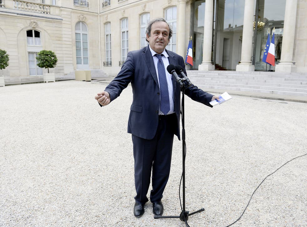 Uefa's president, Michel, Platini insists his goal is 'the good of football' – whose good is that?
