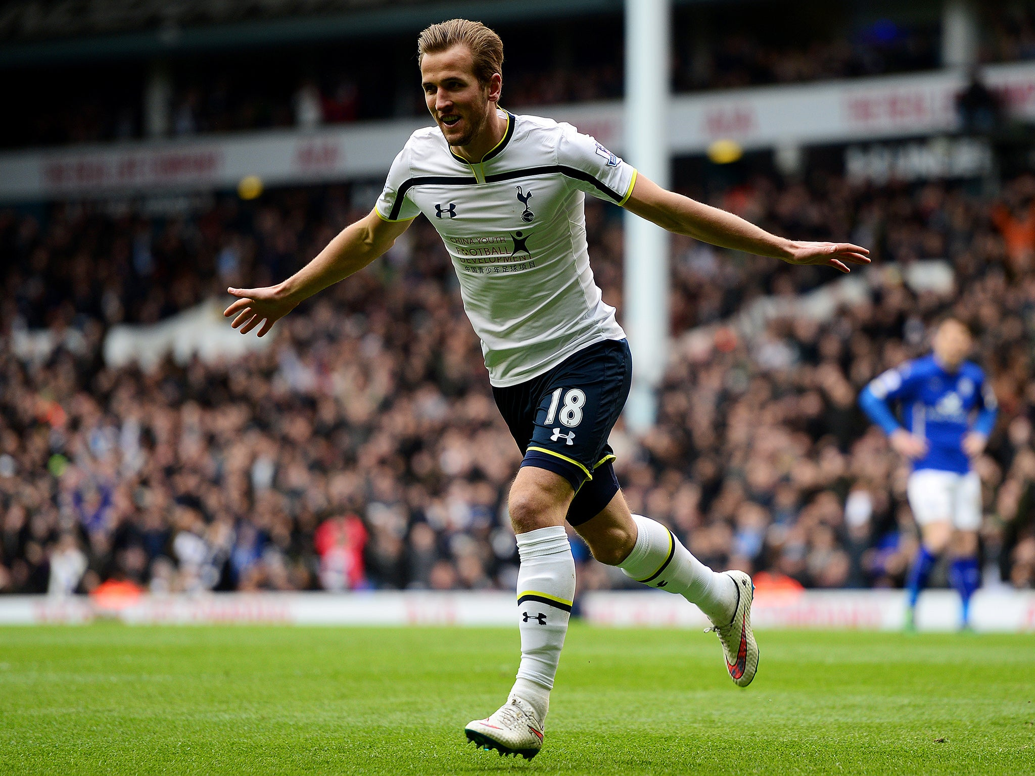 tottenham vs leicester match report brilliant harry kane hat trick sees spurs bounce back from old trafford defeat the independent the independent tottenham vs leicester match report
