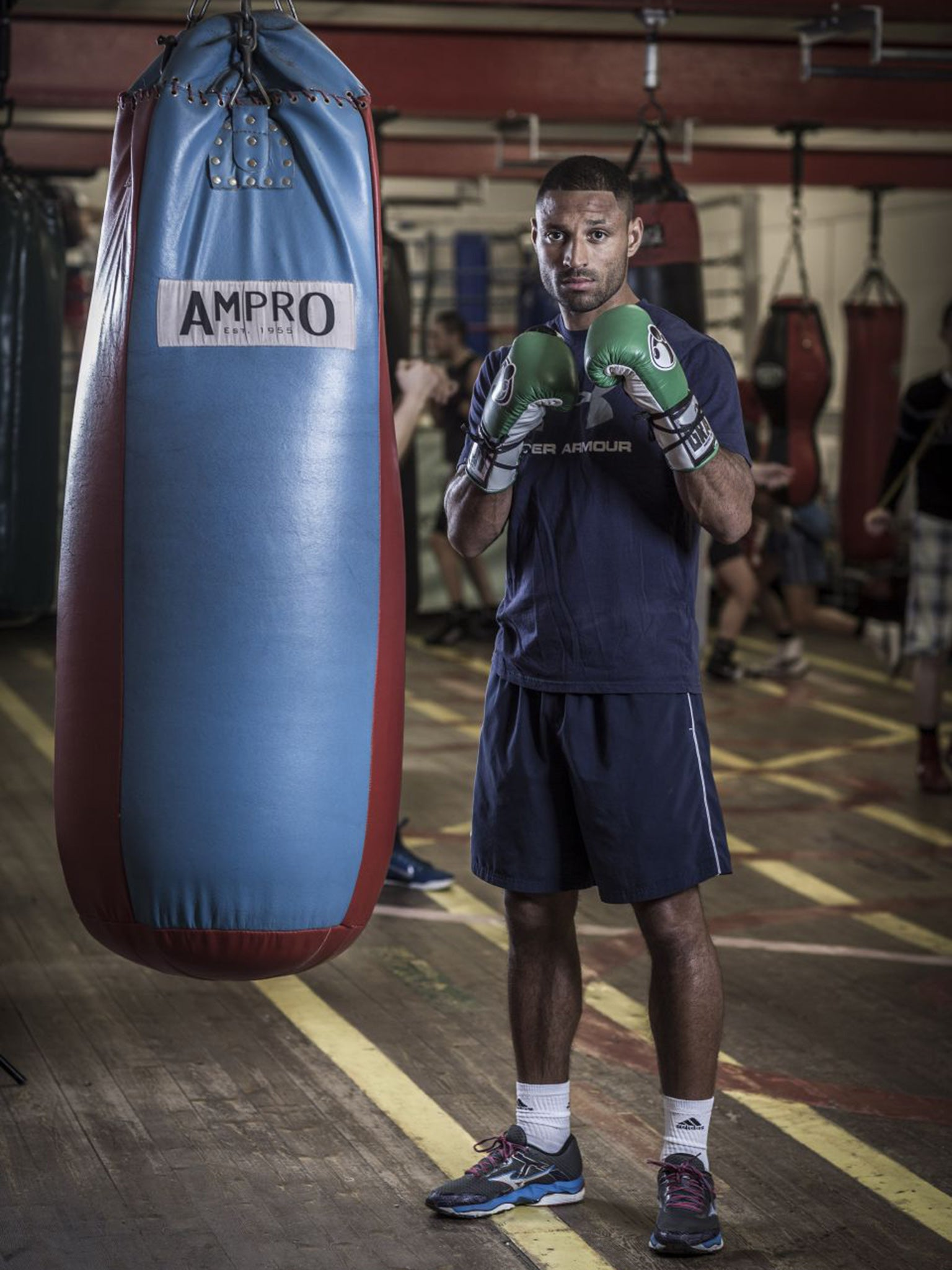 Kell Brook confirms split from Dominic Ingle but denies they've