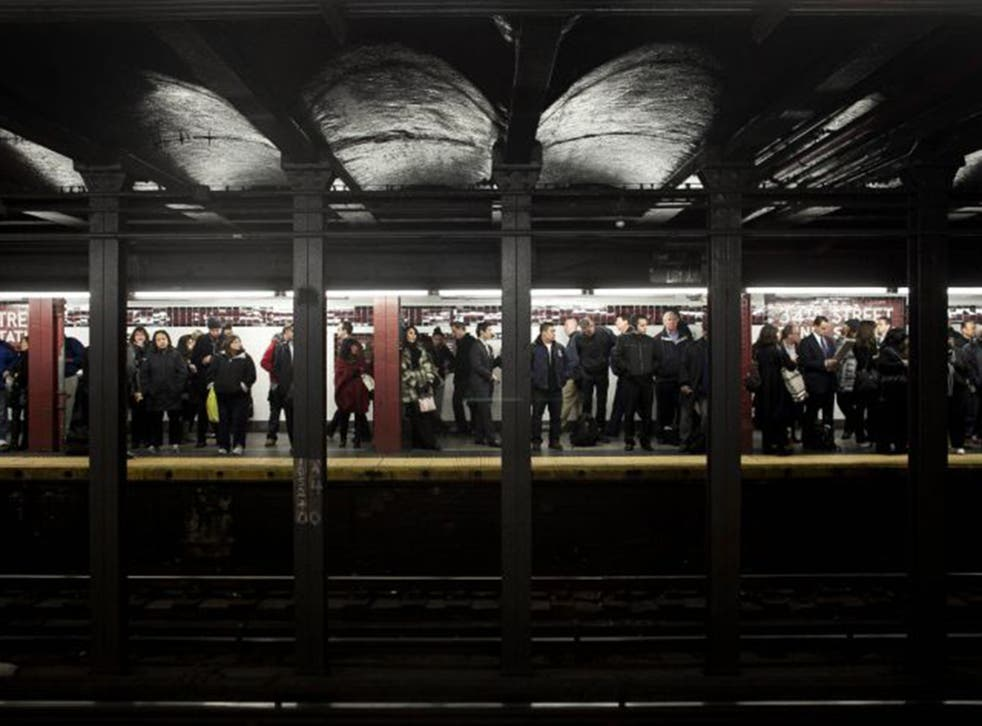 'Arriving at Penn Station in New York is to enter the antechamber of Hades'