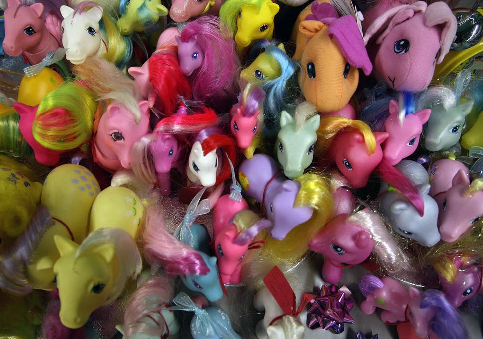 Toys from the Seventies and Eighties could be poisoning your