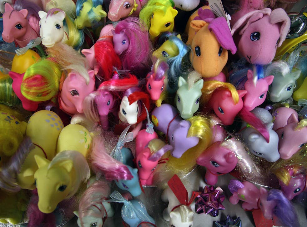 Researchers detected heavy metals in more than 100 vinyl and non-vinyl toys, including My Little Pony dolls