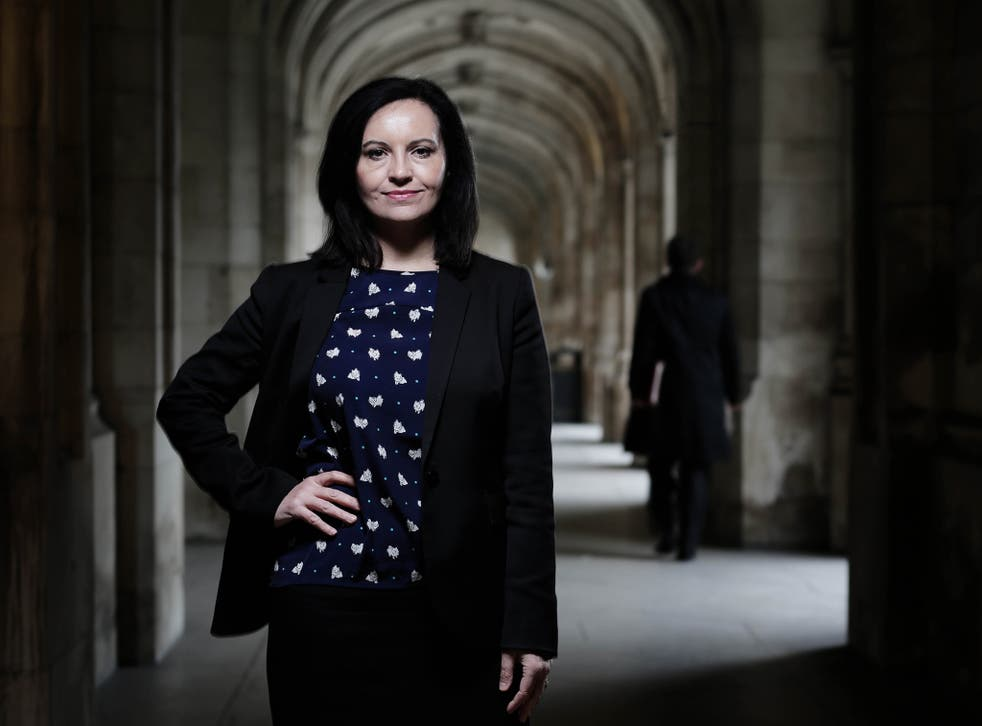 Caroline Flint MP, the shadow Secretary of State for Energy and Climate Change, says Ed Miliband has been subjected to some 'pretty horrendous personal attacks'