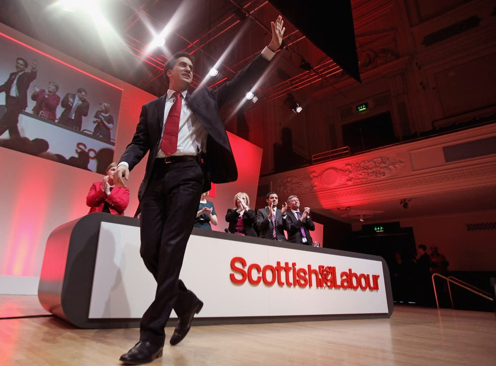 McCann has gone further than Ed Miliband and dismissed the possibility of any Scottish Labour deal with the SNP