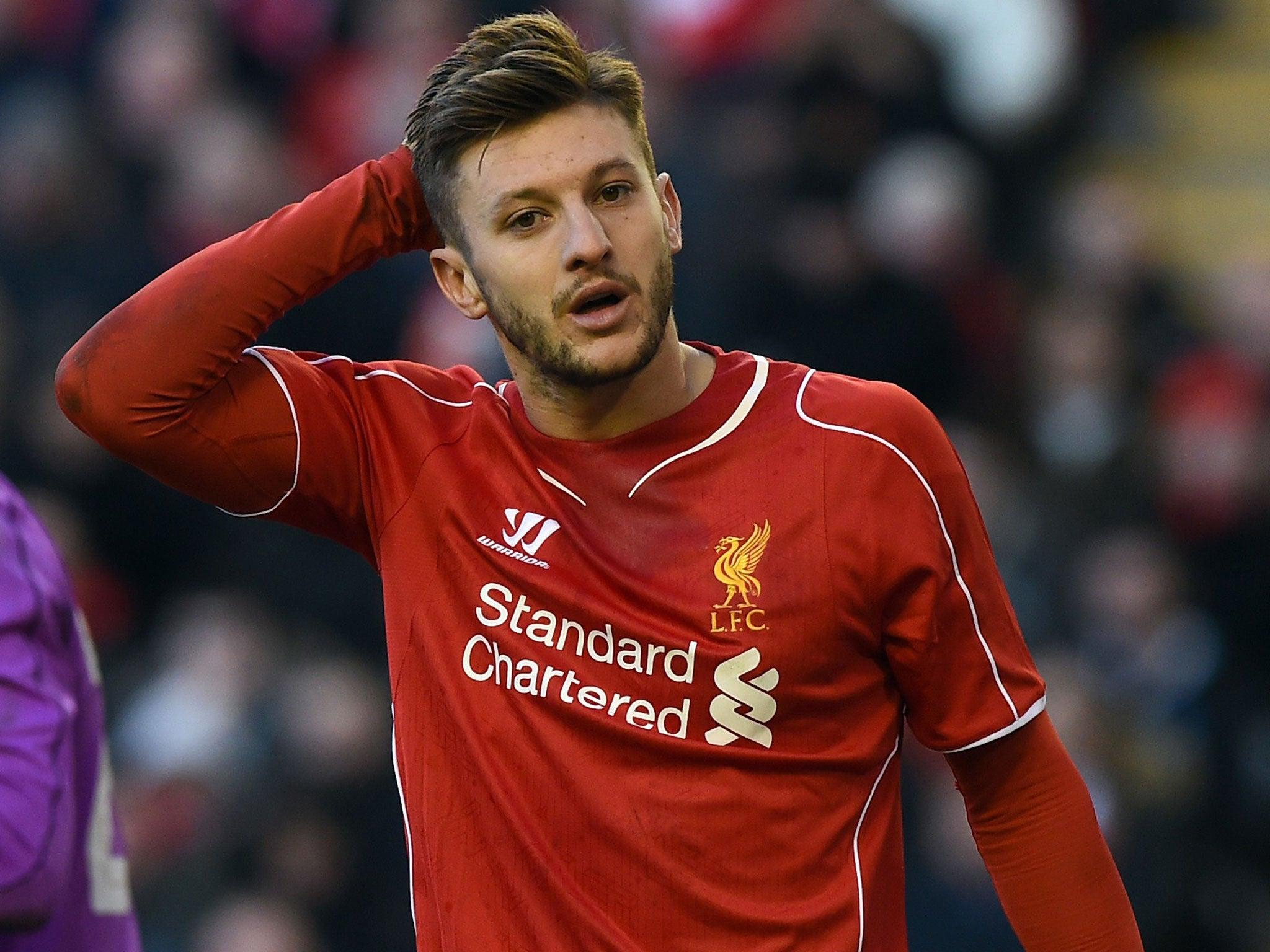 Adam Lallana delighted Brendan Rodgers kept job at Liverpool