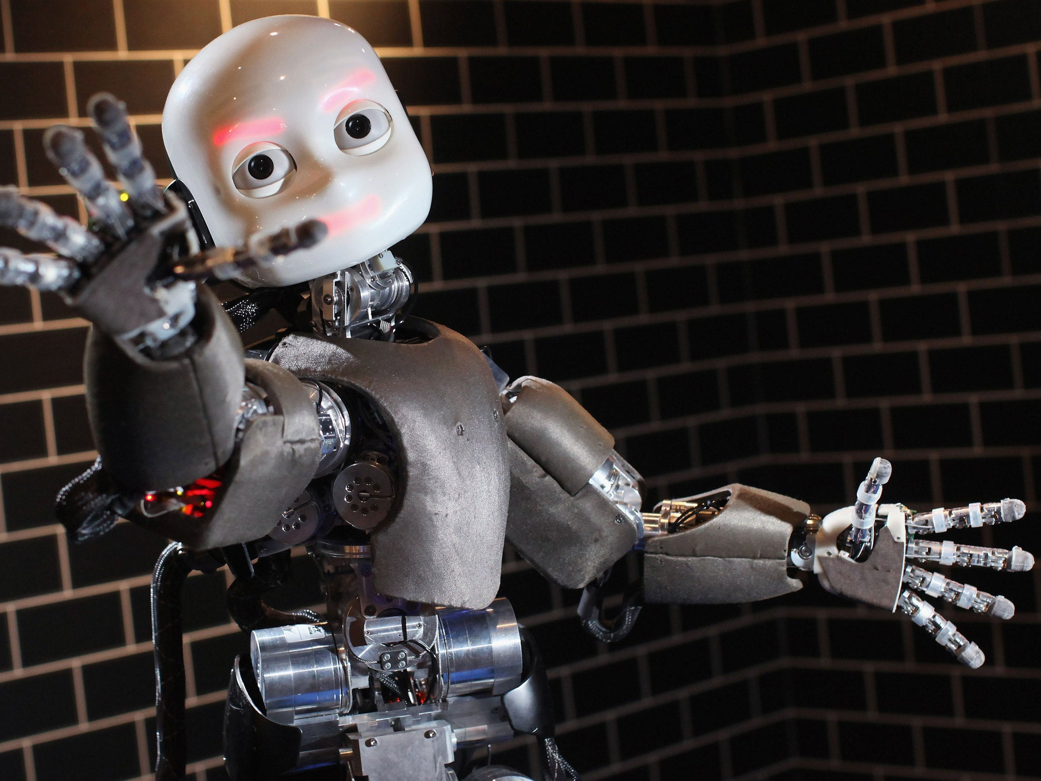 Google AI robot answers the meaning of life and tells humans how to be good