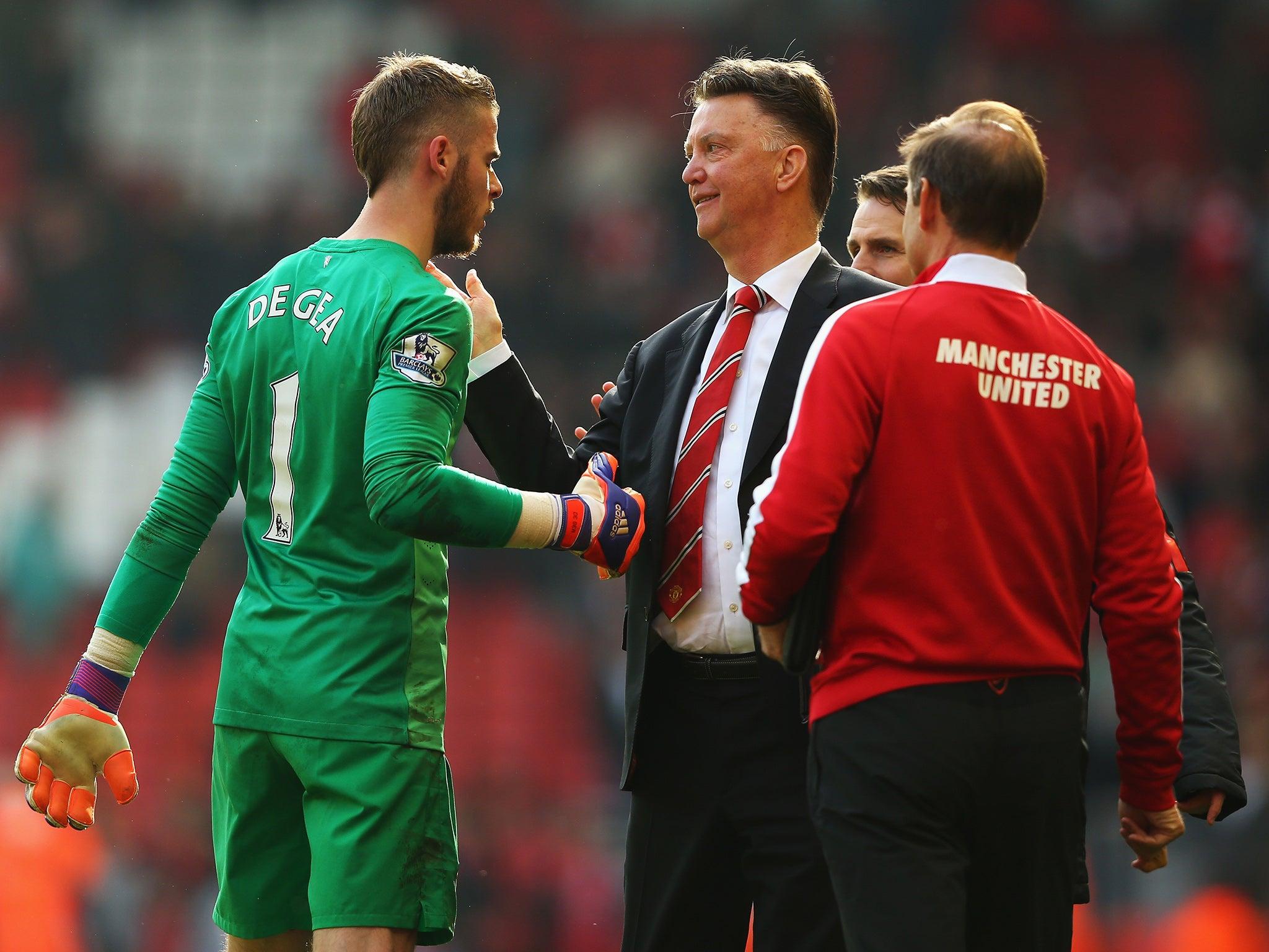 Louis Van Gaal: Manchester United Boss Reveals That Being