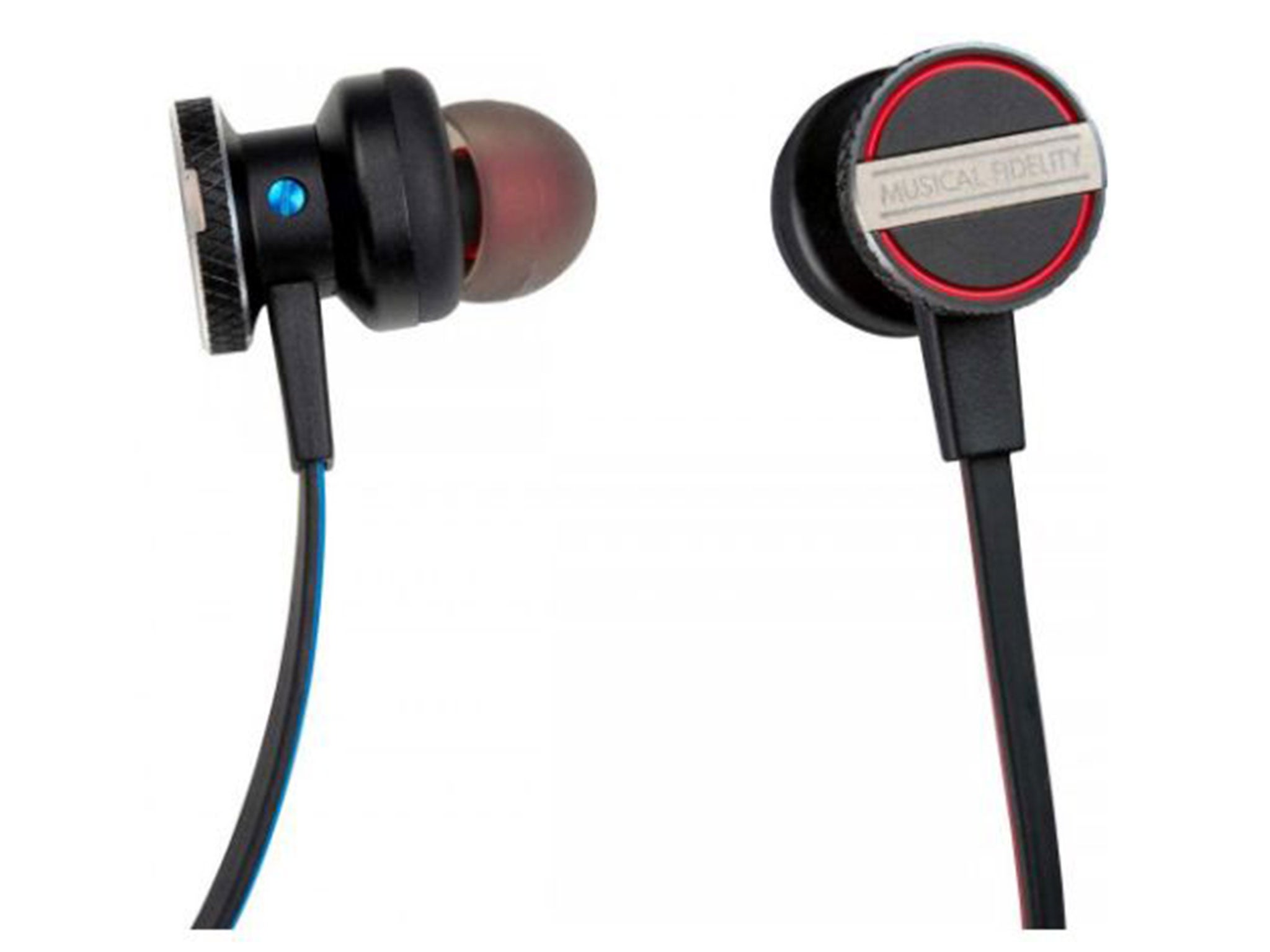 13 Best In Ear Headphones The Independent Defunc Plus Hybrid Corded Earbud You Can Easily Tell Which Earpiece