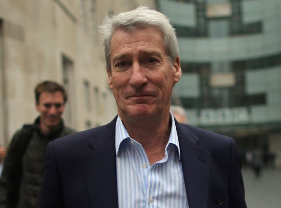 Jeremy Paxman has admitted he is a 'one-nation Tory'