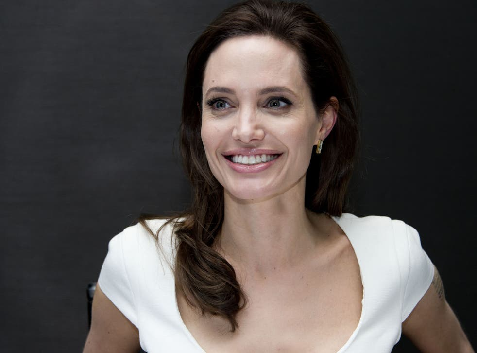 The father Tim Alexander said the twins did not realise Jolie was a celebrity at the time